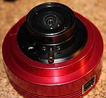 ASI120MM z szerokokątnym obiektywem dołączonym do zestawu