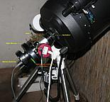 HEQ5, C11 DS imaging setup works only in windless nights