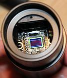 Webcam ready for imaging